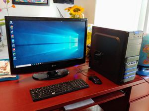 Intel Core i7 Gaming PC Complete Setup for Sale in Homestead, FL