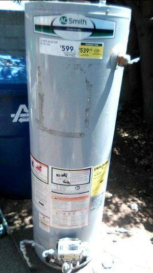 A. O Smith 40 gallon gas water heater for Sale in Bradbury, CA