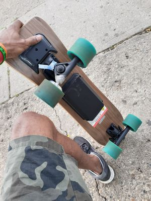 Huger tech electric skateboard for Sale in Columbus, OH