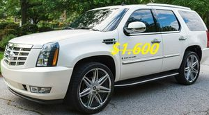 🍀 Only today! $1.600_2008 Cadillac Escalade for Sale in Washington, DC