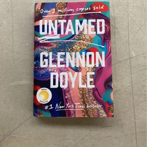 Glenn on Doyle Untamed Book for Sale in Anaheim, CA
