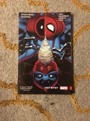 "Spider-Man/Deadpool Comic Novel ""Itsy Bitsy"" for Sale in Whittier, CA"