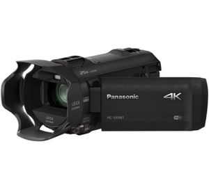 Panasonic HC-VX981K 4K Ultra HD Camcorder for Sale in Portland, OR