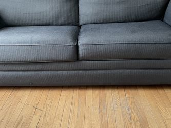 Grey Three Seater Couch for Sale in Berwyn,  IL