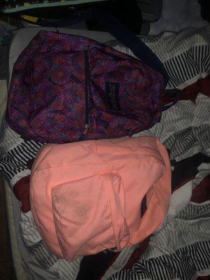 Two Jansport Backpacks for Sale in Hudson, FL