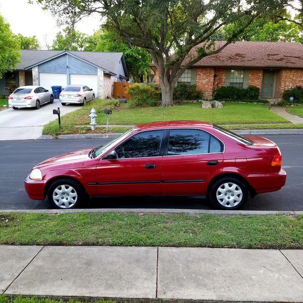 Honda Civic For Sale In San Antonio, TX