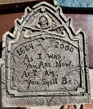 Double sided Tombstones for Sale in Chula Vista, CA