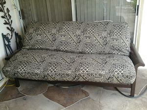 Cushion for futon 4 x 6 ft cushion only for Sale in Pompano Beach, FL