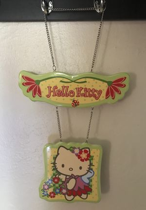 Hello Kitty Decor for Sale in Vallejo, CA