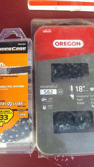 """Chainsaw chains 18"""" for Sale in Fresno, CA"""
