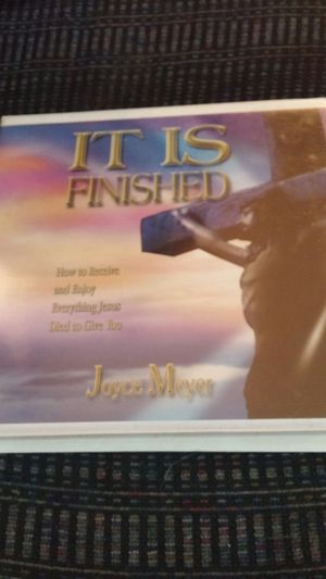 Joyce Meyer 5 CD set for Sale in Knoxville, TN