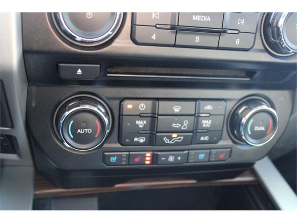 2017 Ford F-150 LARIAT 4WD SUPERCREW FULLY LOADED ALL THE OPTIONS