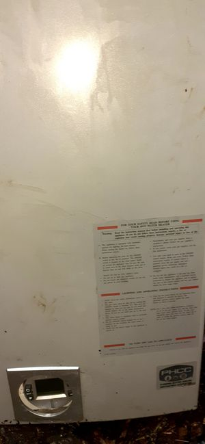 Tankless water heater for Sale in Olympia, WA