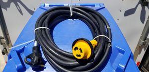 Rv 30 amp power cord for Sale in San Jose, CA