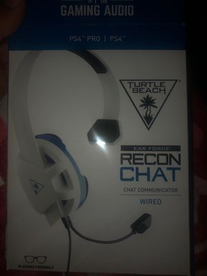 Turtle beach headset for Sale in Irving, TX