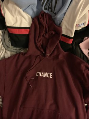 Chance the rapper tour hoodie for Sale in Aloha, OR