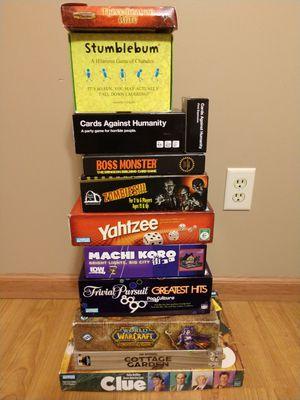 Lots of Board Games for Sale in Saint Paul, MN
