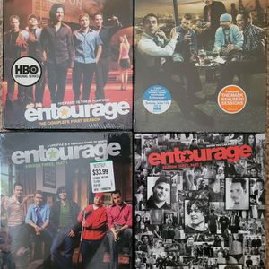 Entourage Season 1, 2, 3 And 3 Part 2 for Sale in Tampa, FL