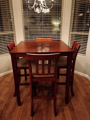 Bar height kitchen table for Sale in Chandler, AZ