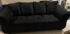 Black sofa for Sale in Portland, OR