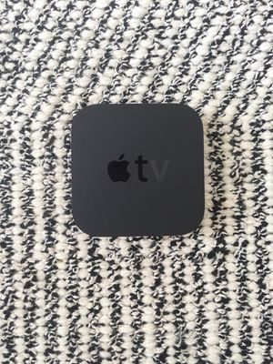 Apple TV 3rd Generation for Sale in Raleigh, NC