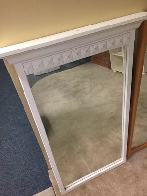 Assorted wood mirrors. All sizes and colors for Sale in Philadelphia, PA