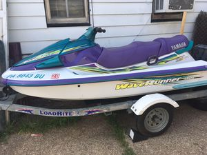 Yamaha WaveRunner for Sale in Erie, PA