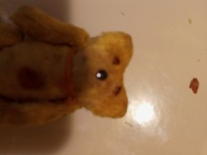 Antique vintage Mohair brown bear for Sale in Baltimore, OH