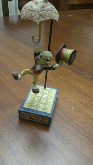 Jiminy Cricket figurine from Disney Showcase for Sale in Hillsboro, OR