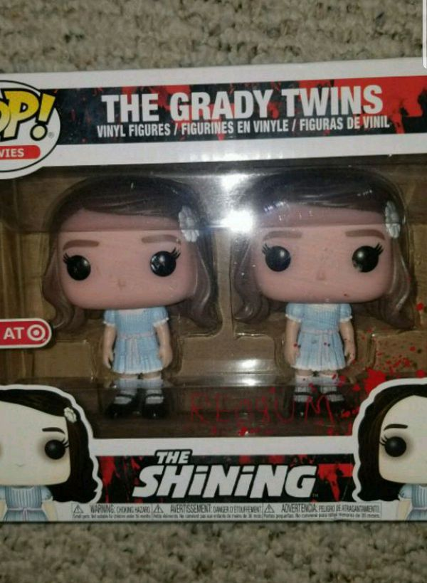 FUNKO POPS - MAG THE MIGHTY, GRADY TWINS, 2 KINECT MOTION SENSORS