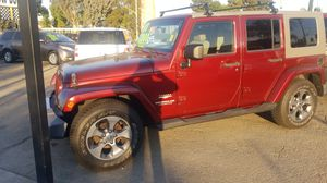 08 Jeep Wrangler Sahara for Sale in Whittier, CA
