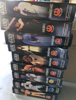 Vintage 1990s Star Wars Collector Series Action Figures for Sale in Santa Ana, CA