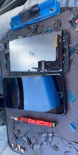 iPhone 6 Plus cracked screen?!_We drive to you!! for Sale in Tempe, AZ