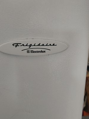 The Frigidaire 18 cu. ft. Top Freezer Refrigerator for Sale in Houston, TX