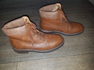 Mens Size 9m Tommy Hilfiger Boots for Sale in Raleigh, NC
