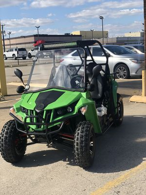 Massimo 150cc UTV with upgrades for Sale in Grand Prairie, TX