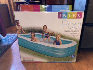 Intex Pool Swim Center Family Pool for Sale in Hayward, CA