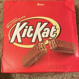 Kit Kat Bars - 36 Count for Sale in Folsom, CA