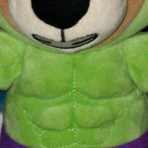 "Build A Bear Marvel Avengers Mini Hulk Plush Toy 10"" Tall for Sale in Tustin, CA"