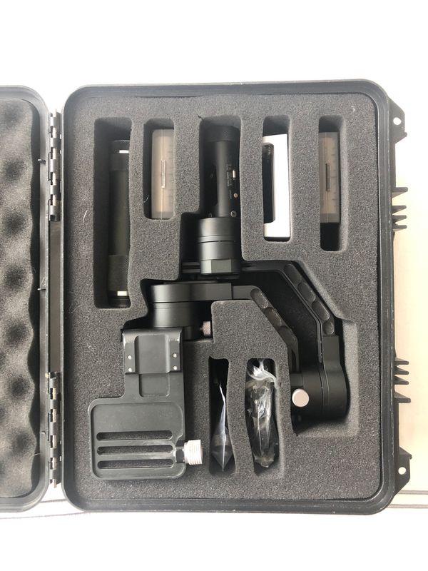 Zhiyun tech camera stabilizer
