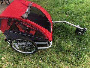 bike trailer for 2 kids for Sale in Happy Valley, OR
