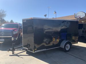 7x14 enclosed trailer for Sale in Apple Valley, CA