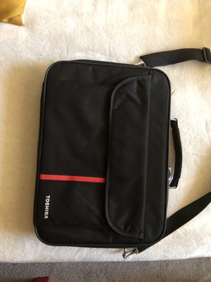 Toshiba laptop bag for Sale in San Diego, CA