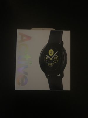 """Samsung Galaxy Watch One """"Brand New Never Used """" for Sale in Gibsonton, FL"""