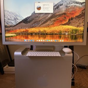 make / manufacturer: Apple Apple 2012 Mac Pro 3.2 Ghz Quad Core / 16GB / 500 GB for Sale in Long Beach, CA