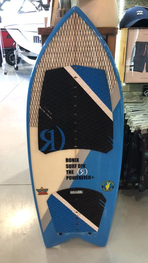 """Ronix powerfish 4'10"""" wake surfboard for Sale in Lewisville, TX"""
