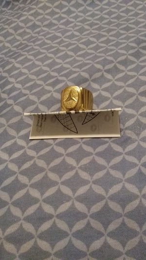 18k gold ring size 9 or 10 for Sale in Morrow, GA