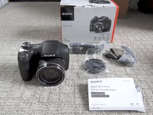 BRAND NEW Digital Camera Sony Cybershoot DSC-300. 20.1 MP. 35 X zoom. HD video recording. Is a NEW camera. With Box,Manuals, accessories,etc.BRAN NEW for Sale in Saint Paul, MN