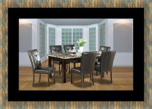 5pc dining table set with 4 chairs for Sale in Chevy Chase, MD