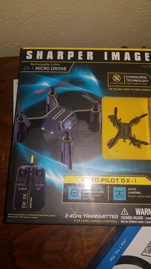 Sharper image micro drone for Sale in Dallas, TX